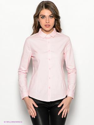 Рубашка Ada Gatti. Цвет: розовый