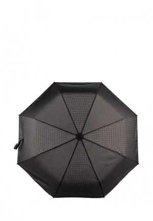 Зонт складной Eleganzza. Цвет: черный
