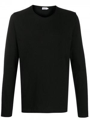 Футболка с длинными рукавами Filippa K. Цвет: черный