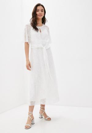 Платье Laurel. Цвет: белый