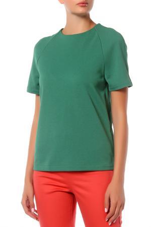 Блуза Cyrille Gassiline. Цвет: зеленый