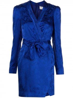 Платье Bibi Saloni. Цвет: синий