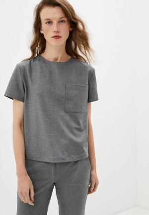 Блуза Max&Co. Цвет: серый