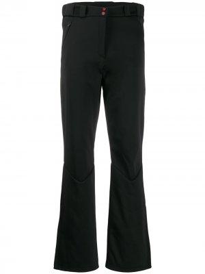 Лыжные брюки Rosa Vuarnet. Цвет: черный