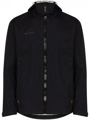 Куртка Convey Tour Mammut. Цвет: черный
