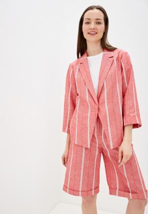 Жакет UNQ. Цвет: розовый
