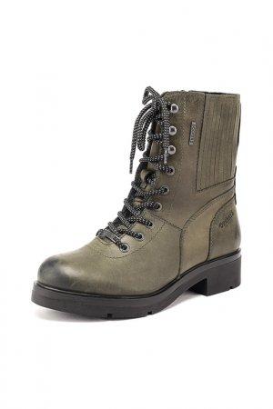 Ботинки DOCKERS BY GERLI. Цвет: темно-оливковый
