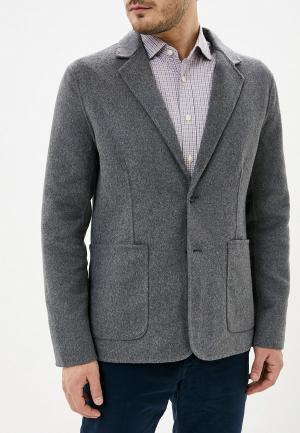 Пиджак French Connection. Цвет: серый