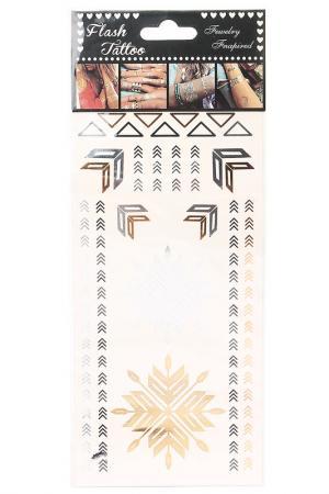 Наклейка на тело DIVA. Цвет: мультиколор