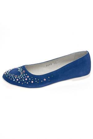 Туфли CIAO BIMBI. Цвет: синий