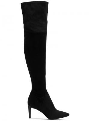 Сапоги Zoa Kendall+Kylie. Цвет: черный