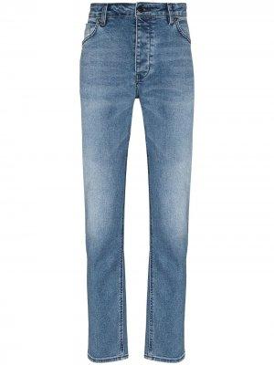 Зауженные джинсы Ray Neuw. Цвет: синий