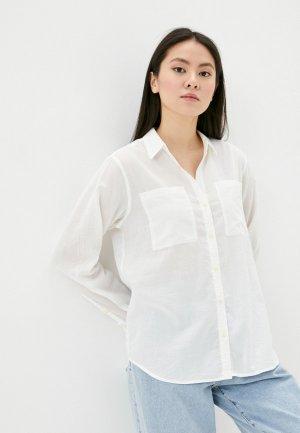 Рубашка Patagonia. Цвет: белый