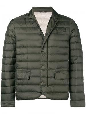Куртка Beemin Hetregò. Цвет: зеленый