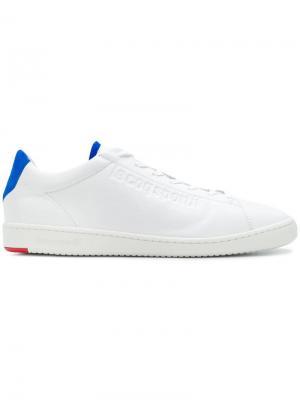 Embossed logo sneakers Le Coq Sportif. Цвет: белый