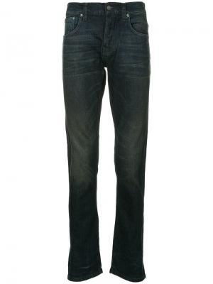 Джинсы прямого кроя Nudie Jeans Co. Цвет: синий