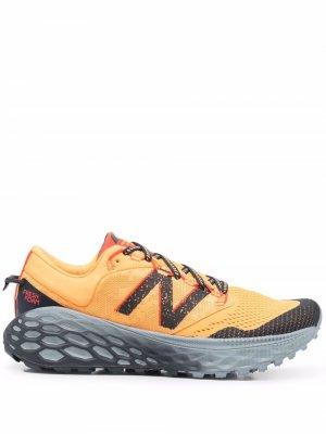 Кроссовки Morcy New Balance. Цвет: оранжевый