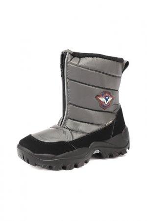 Ботинки SKANDIA. Цвет: серый джойфул