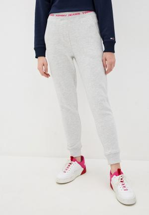Брюки спортивные Tommy Jeans. Цвет: серый