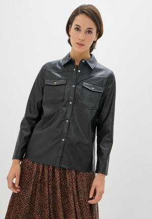 Рубашка Rich&Royal. Цвет: черный