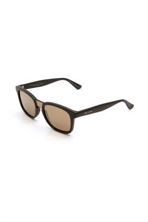 Очки солнцезащитные ITALIA INDEPENDENT. Цвет: wal 009 черный