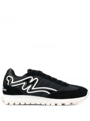 Кроссовки  Jogger Marc Jacobs. Цвет: черный