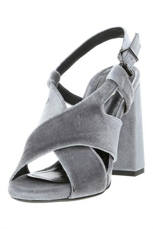Туфли R&RENZI. Цвет: grey
