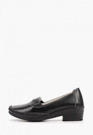 Туфли Zenden Comfort. Цвет: черный