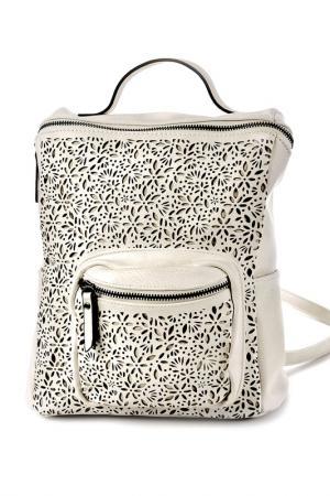 Рюкзак MOLTINI. Цвет: молочный