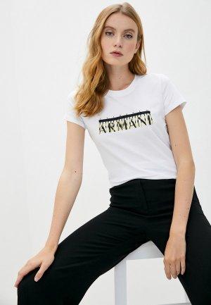 Кардиган Armani Exchange. Цвет: черный