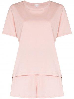 Пижама Salma Skin. Цвет: розовый