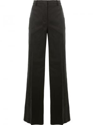Широкие брюки Ilaria Nistri. Цвет: черный