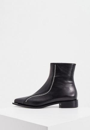 Ботинки Barbara Bui. Цвет: черный