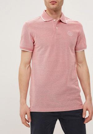 Поло Blend. Цвет: розовый
