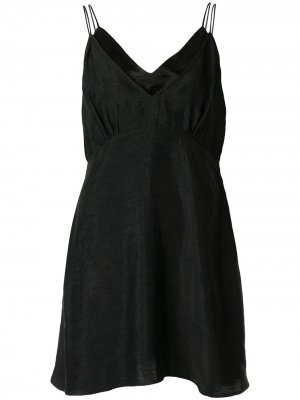 Платье Aqulia Karen Walker. Цвет: синий