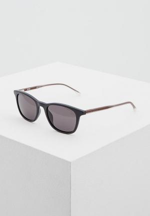 Очки солнцезащитные Boss Hugo. Цвет: серый