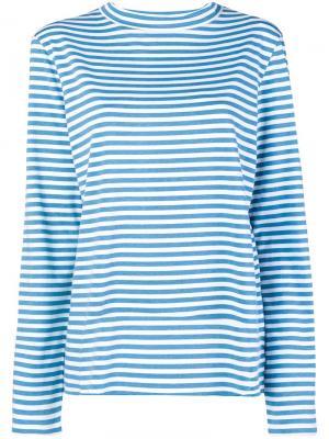 Emilie striped blouse Mih Jeans. Цвет: синий