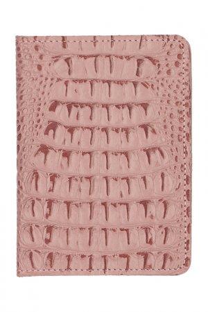 Обложка для паспорта KIN. Цвет: ирис