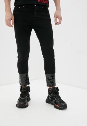 Джинсы N21. Цвет: черный