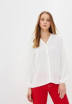 Блуза Jacqueline de Yong. Цвет: белый