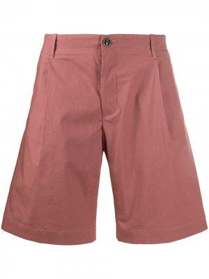 Расклешенные шорты чинос Nine In The Morning. Цвет: розовый