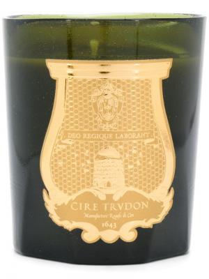 Свеча Cyrnos Cire Trudon. Цвет: зеленый