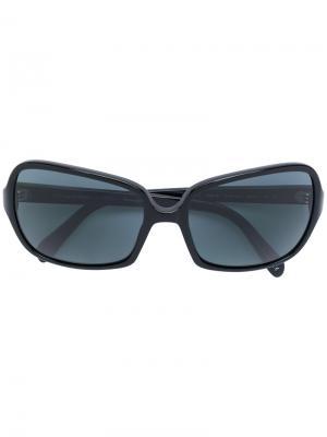 Солнцезащитные очки Heath Oliver Peoples. Цвет: черный