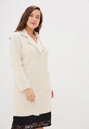 Пальто Winzor. Цвет: белый