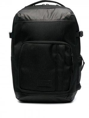 Непромокаемый рюкзак Eastpak. Цвет: черный