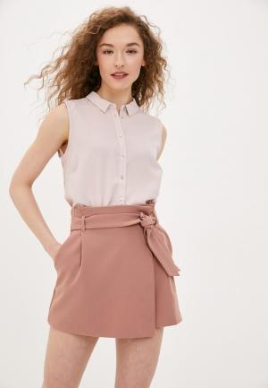 Блуза Befree. Цвет: розовый