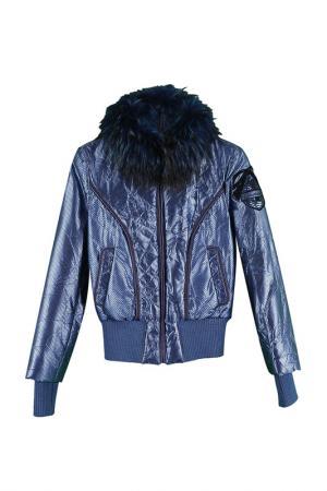 Куртка Roccobarocco. Цвет: мультицвет