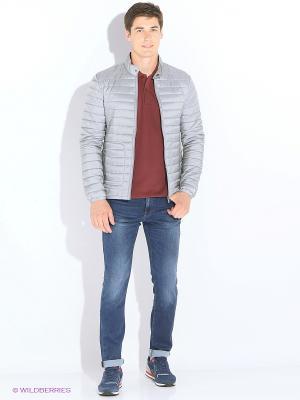 Куртка MEXX. Цвет: светло-серый