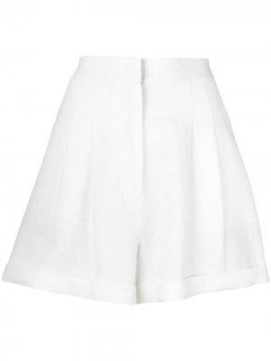 Юбка-шорты Cesaree Le Kasha. Цвет: белый