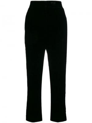Cropped trousers Ports 1961. Цвет: черный